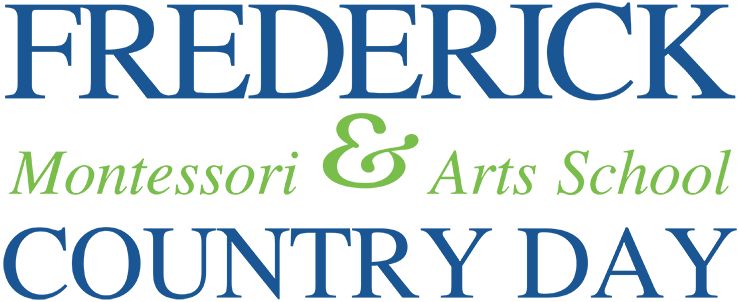 Frederick Country Day Montessori & Arts School. Logo