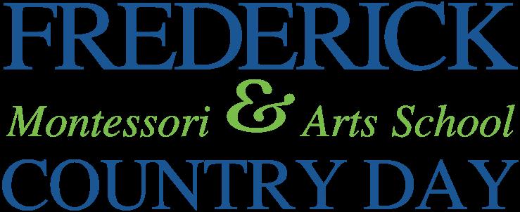 Frederick Country Day Montessori & Arts School. Logo